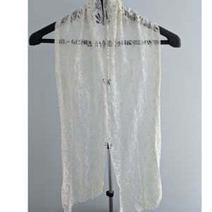 H&M Lace Scarf NWT